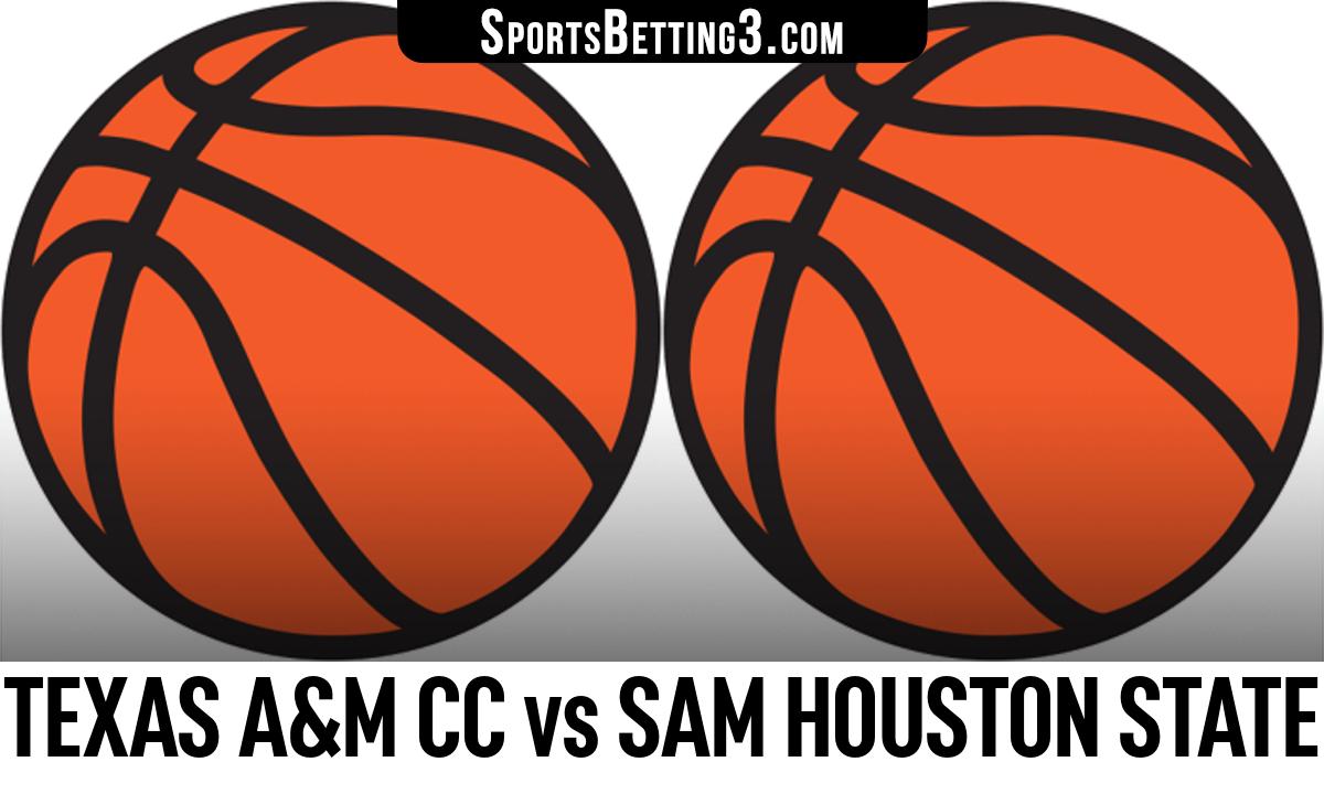 Texas A&M CC vs Sam Houston State Betting Odds