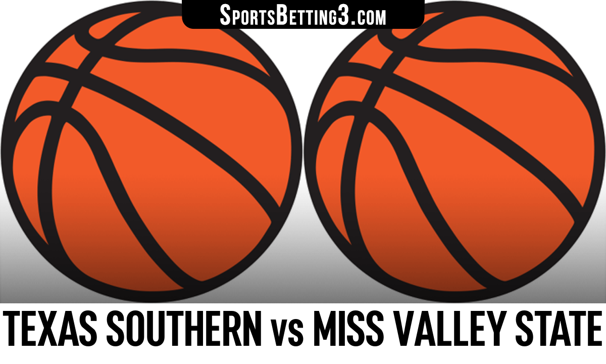 Texas Southern vs Miss Valley State Betting Odds
