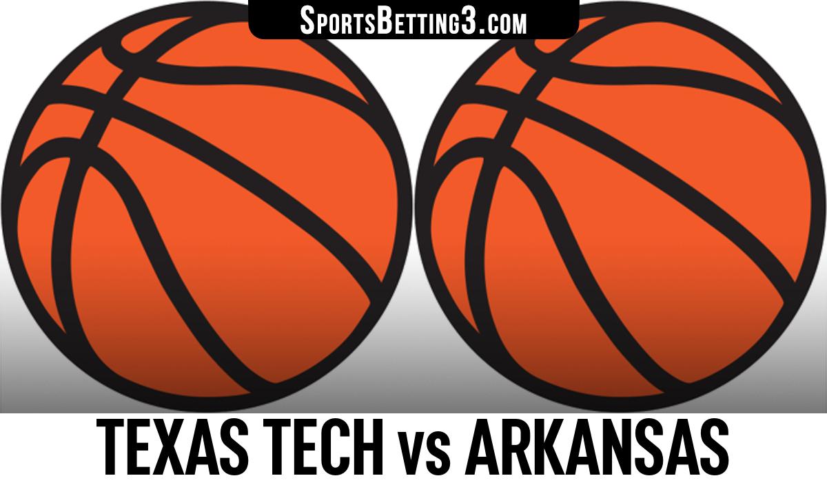 Texas Tech vs Arkansas Betting Odds