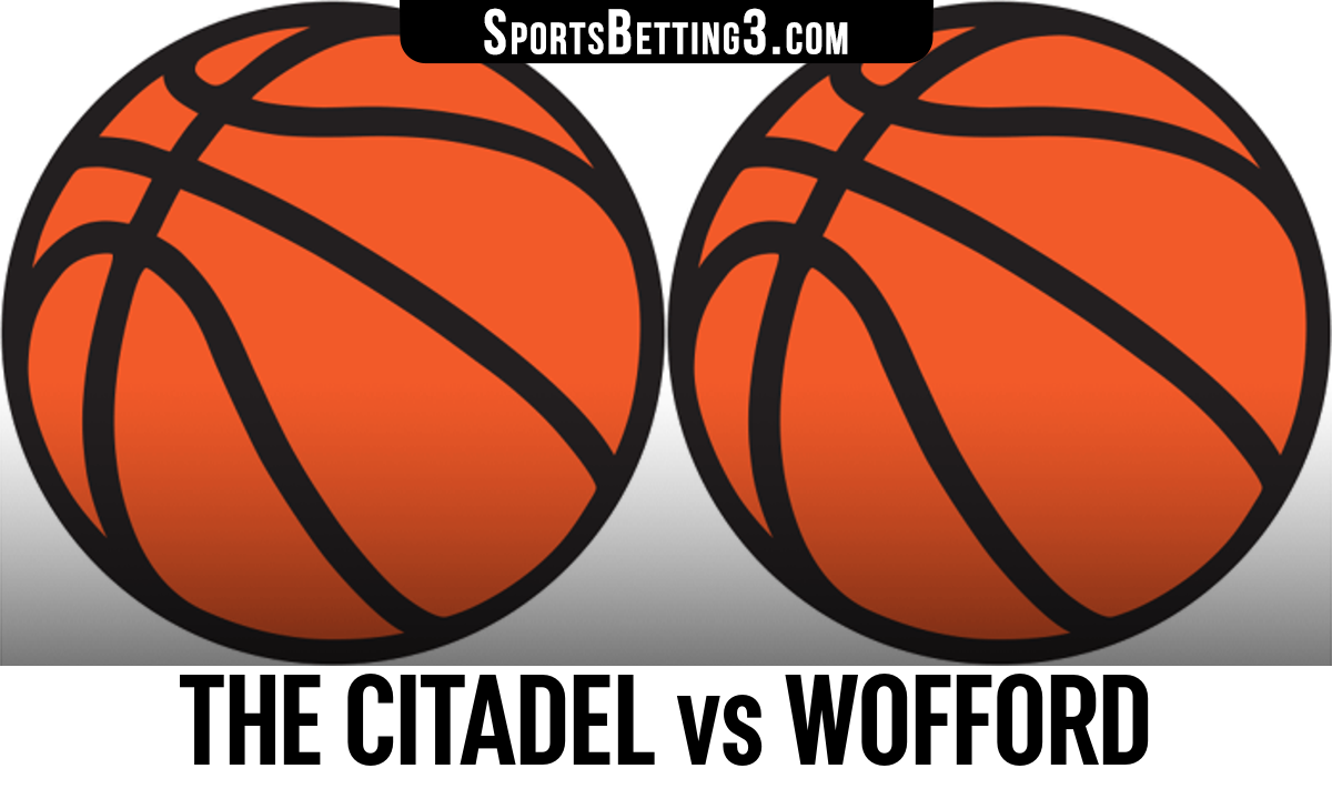 The Citadel vs Wofford Betting Odds