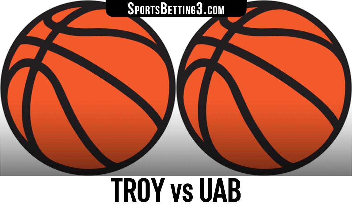 Troy vs UAB Betting Odds