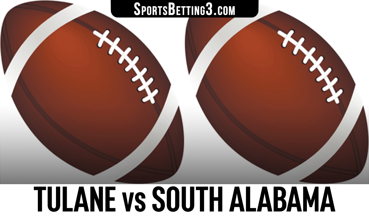 Tulane vs South Alabama Betting Odds