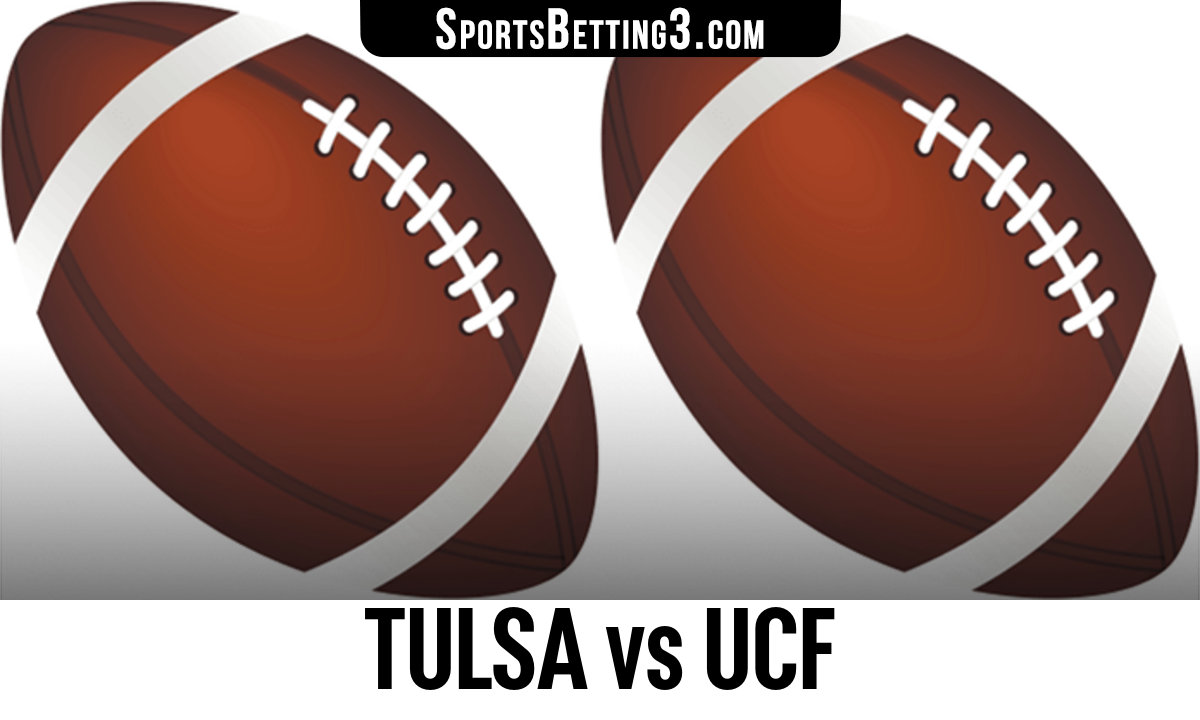 Tulsa vs UCF Betting Odds