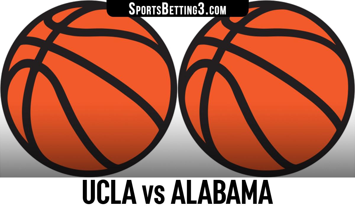 UCLA vs Alabama Betting Odds