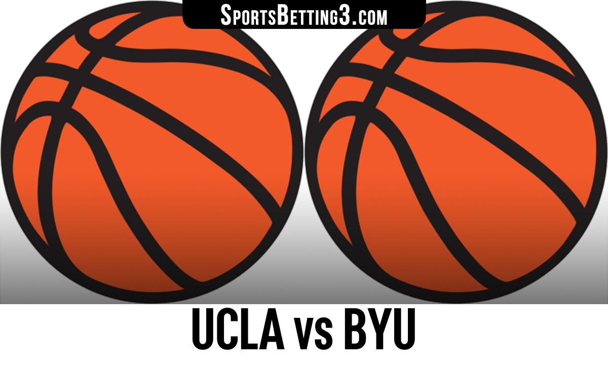 UCLA vs BYU Betting Odds