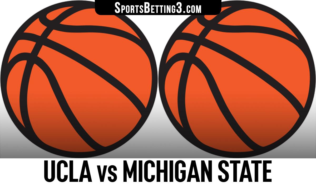 UCLA vs Michigan State Betting Odds