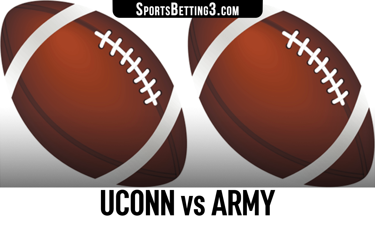 UConn vs Army Betting Odds