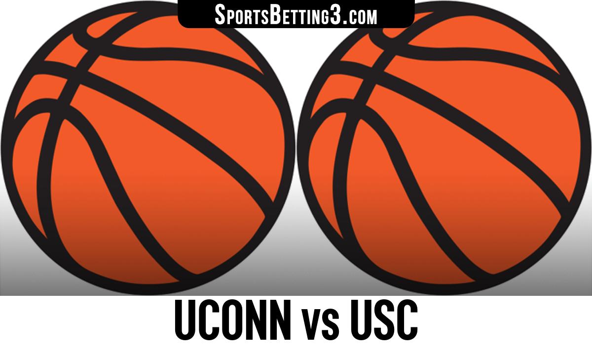 UConn vs USC Betting Odds