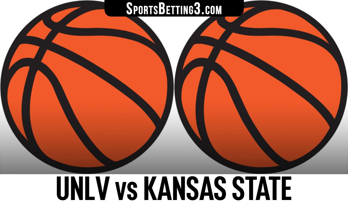 UNLV vs Kansas State Betting Odds