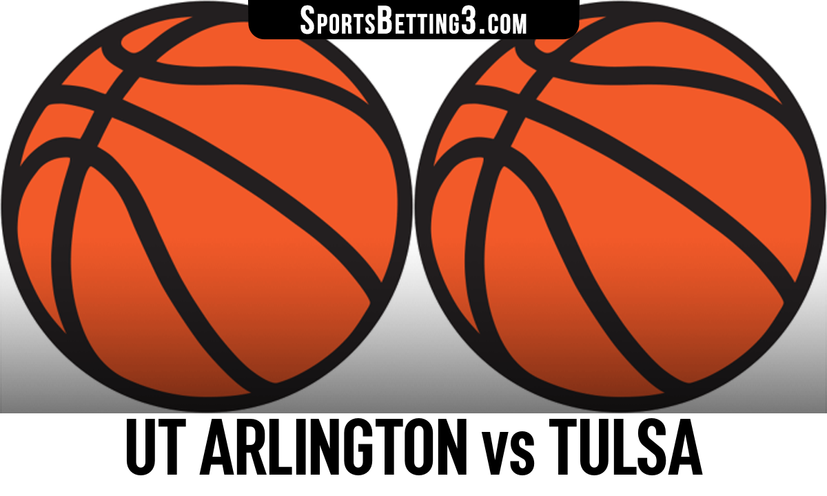 UT Arlington vs Tulsa Betting Odds