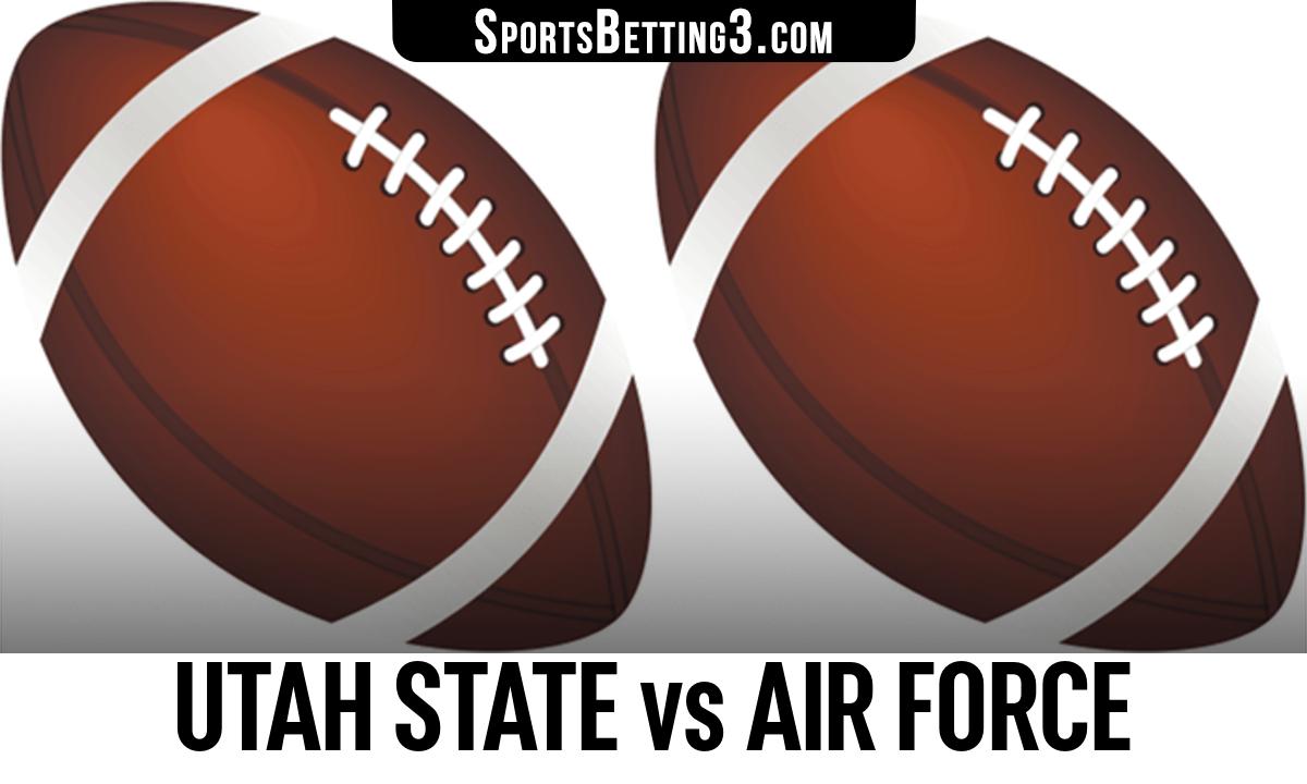 Utah State vs Air Force Betting Odds