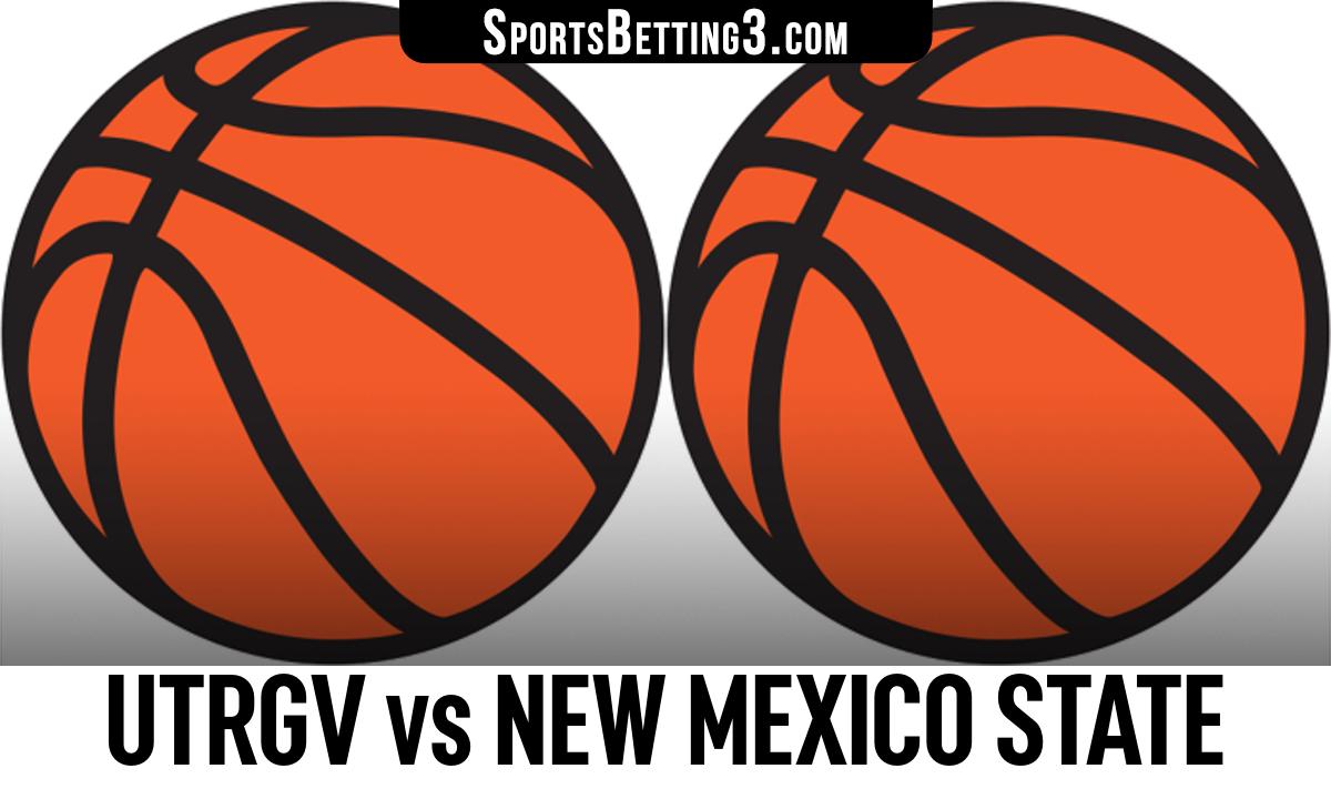 UTRGV vs New Mexico State Betting Odds