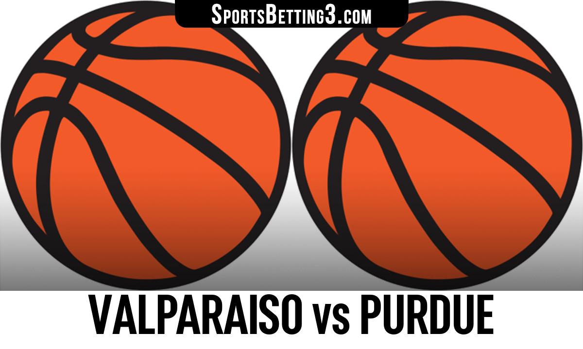 Valparaiso vs Purdue Betting Odds