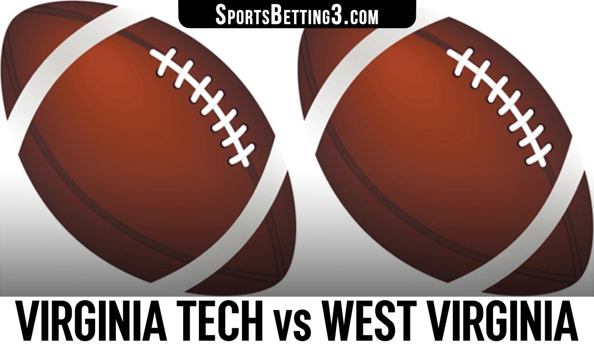Virginia Tech vs West Virginia Betting Odds