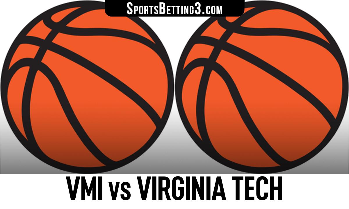 VMI vs Virginia Tech Betting Odds