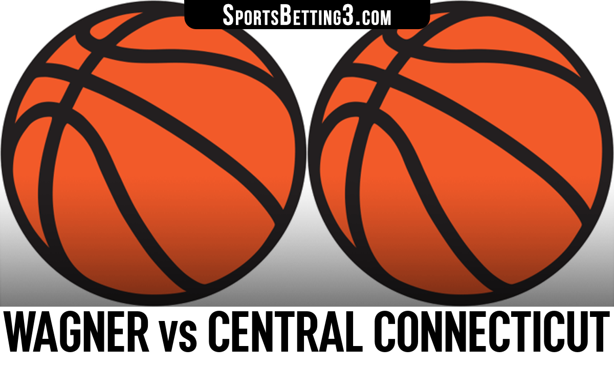 Wagner vs Central Connecticut Betting Odds