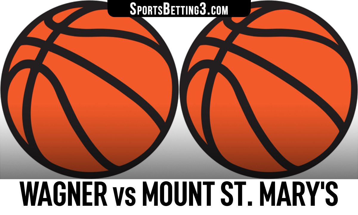 Wagner vs Mount St. Mary's Betting Odds