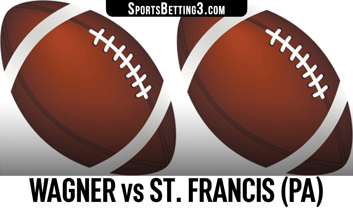 Wagner vs St. Francis (PA) Betting Odds