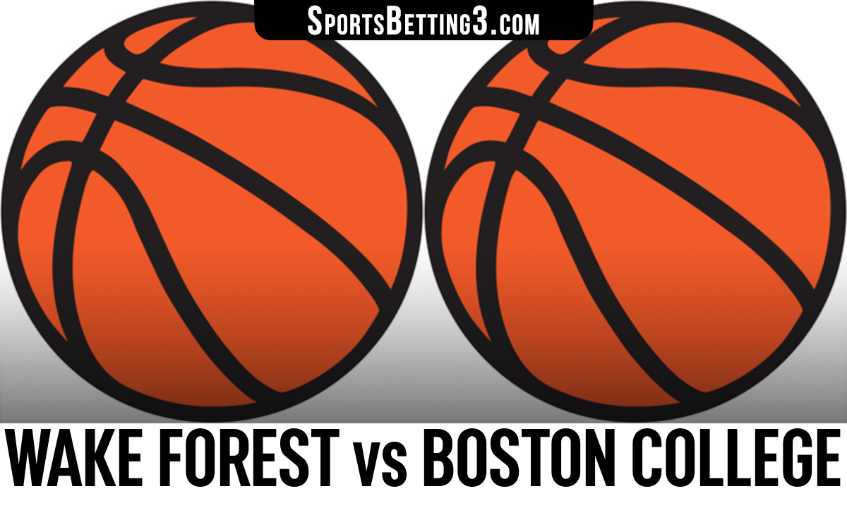 Wake Forest vs Boston College Betting Odds