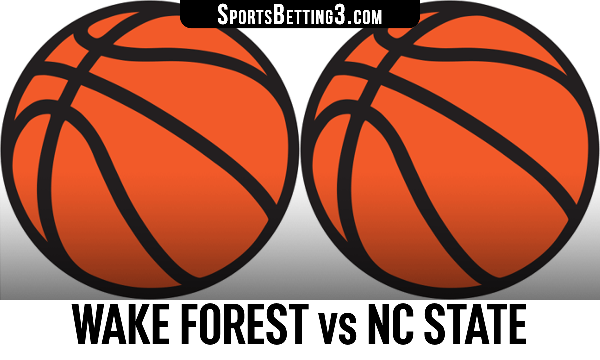 Wake Forest vs NC State Betting Odds