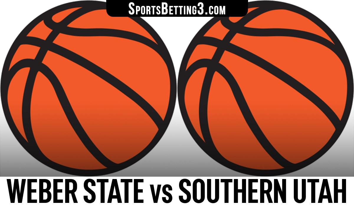 Weber State vs Southern Utah Betting Odds