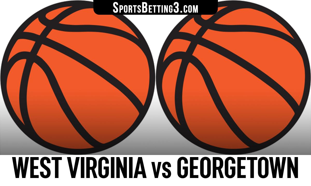 West Virginia vs Georgetown Betting Odds