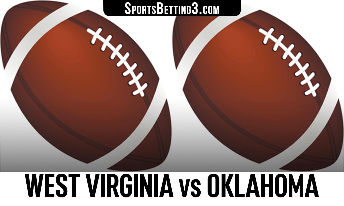 West Virginia vs Oklahoma Betting Odds