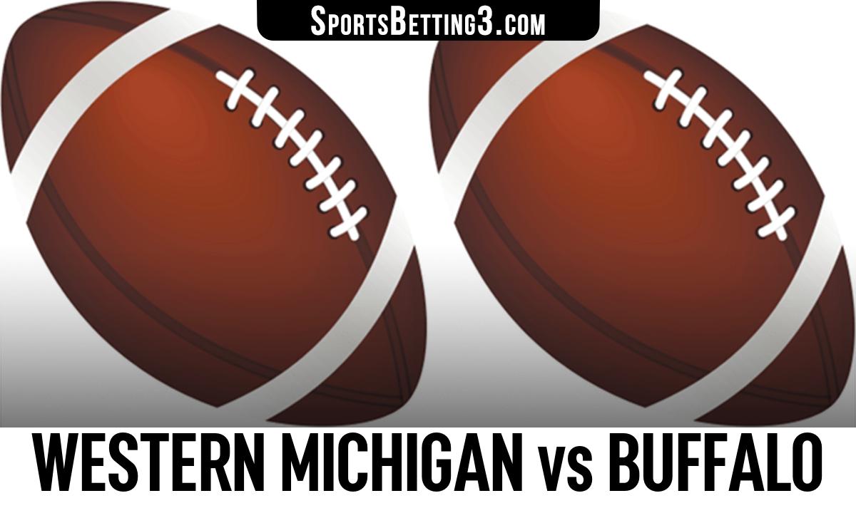Western Michigan vs Buffalo Betting Odds