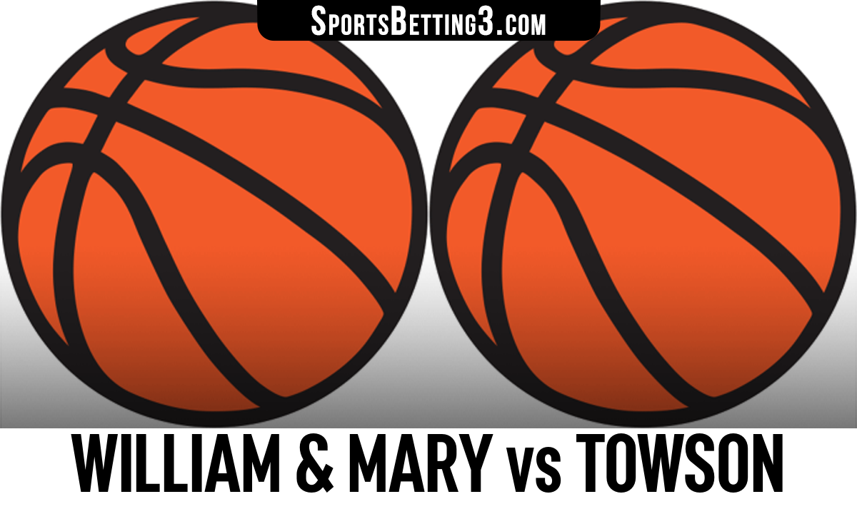 William & Mary vs Towson Betting Odds