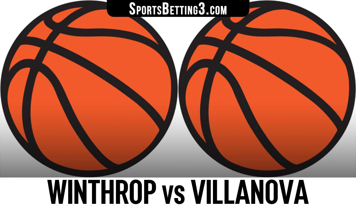 Winthrop vs Villanova Betting Odds
