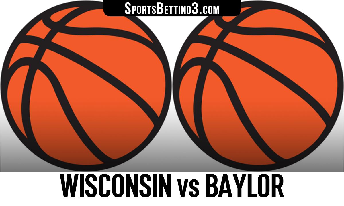 Wisconsin vs Baylor Betting Odds