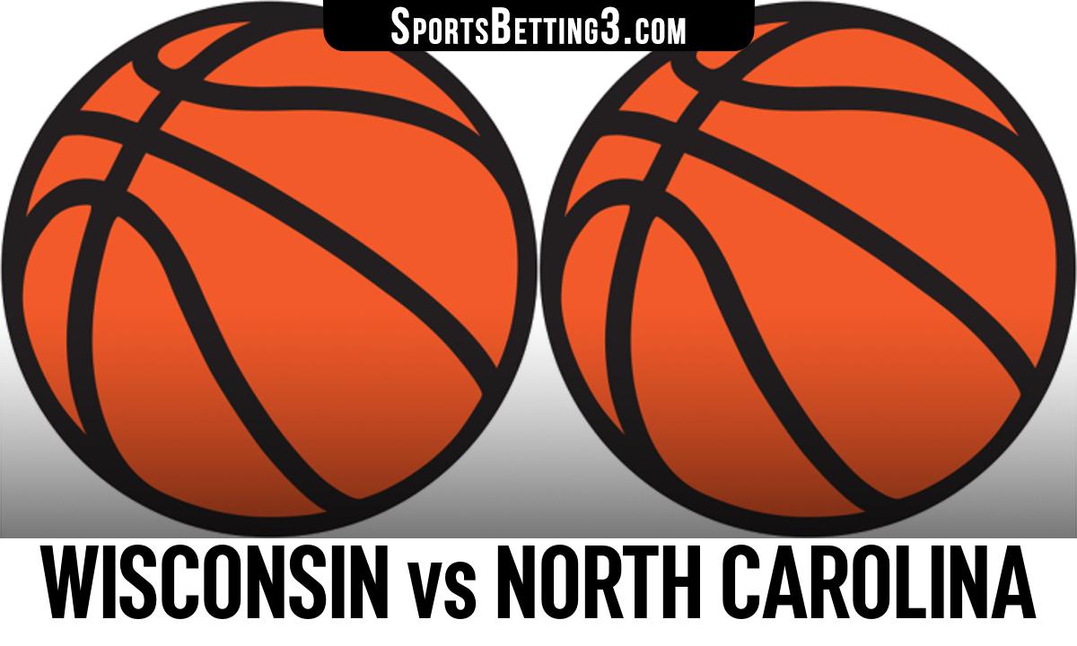Wisconsin vs North Carolina Betting Odds