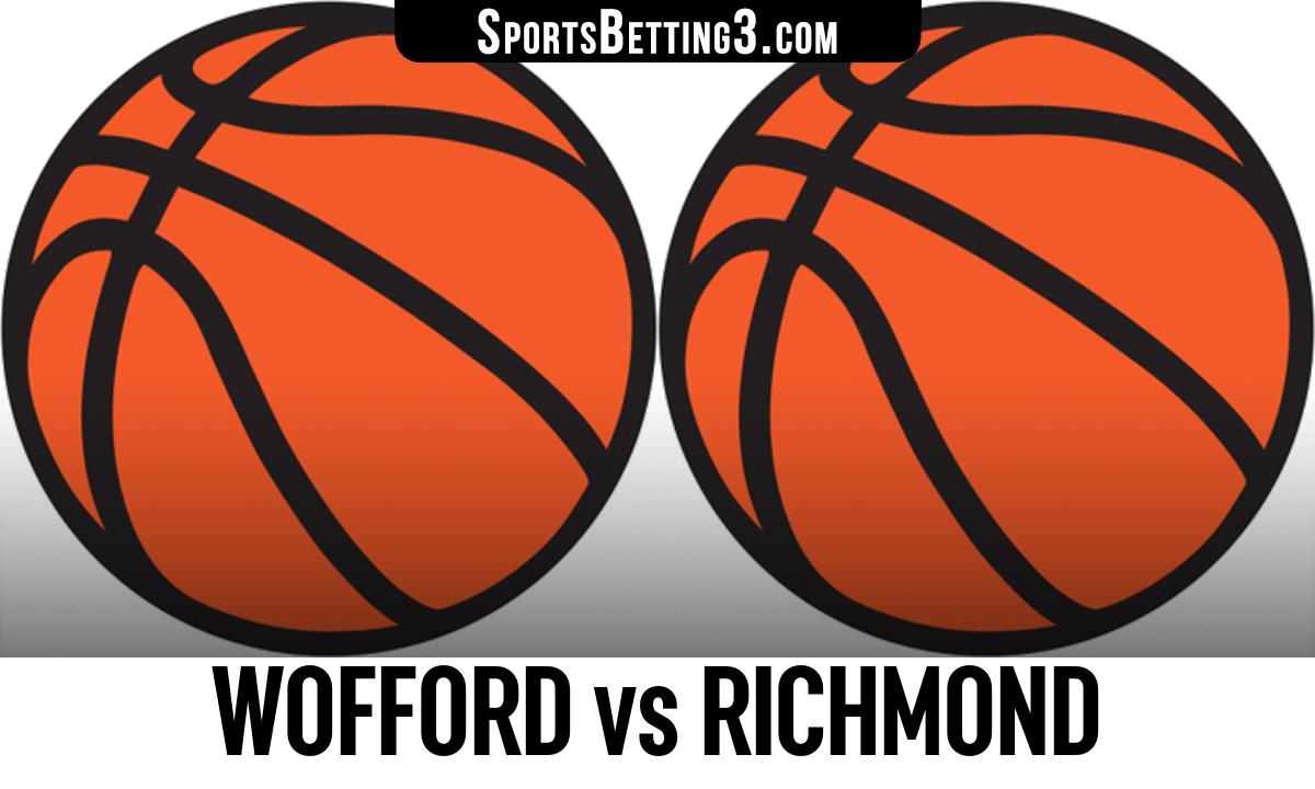 Wofford vs Richmond Betting Odds