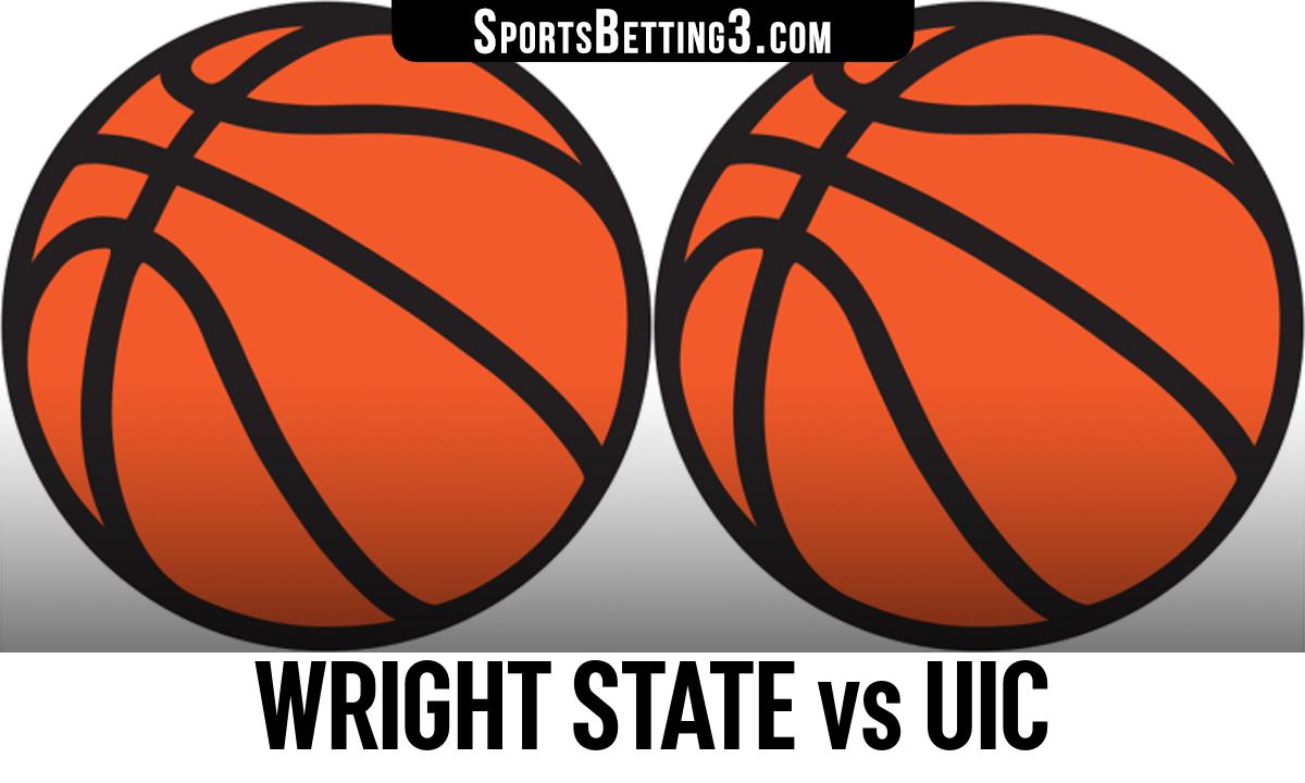 Wright State vs UIC Betting Odds