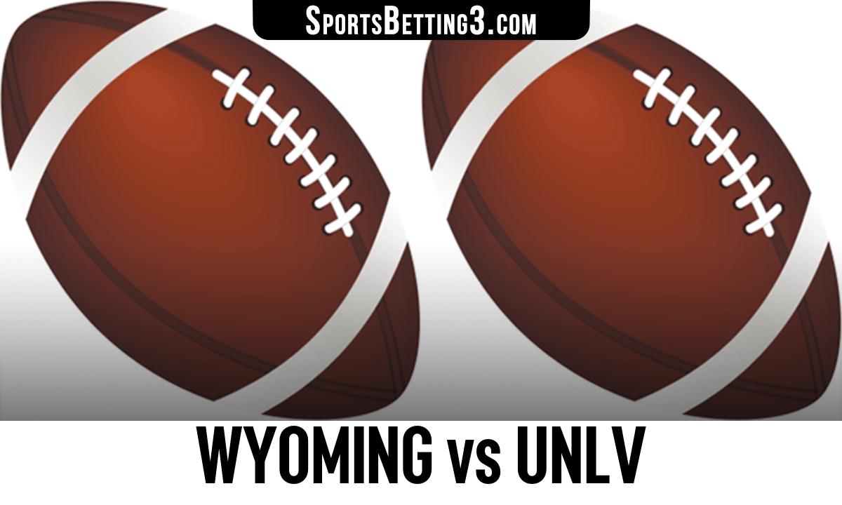 Wyoming vs UNLV Betting Odds