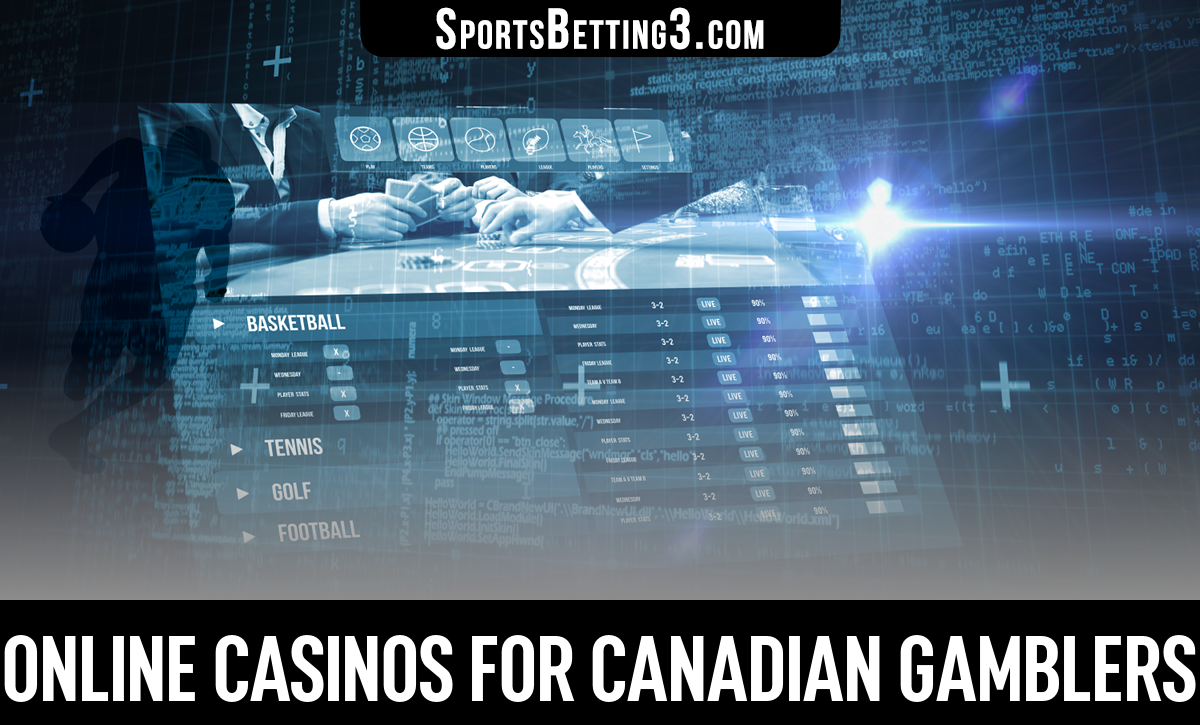 Online Casinos for Canadian Gamblers