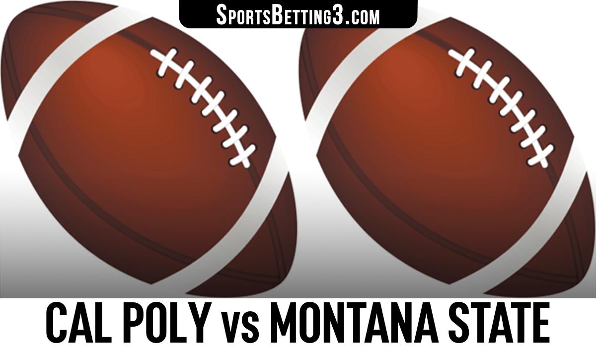 Cal Poly vs Montana State Betting Odds