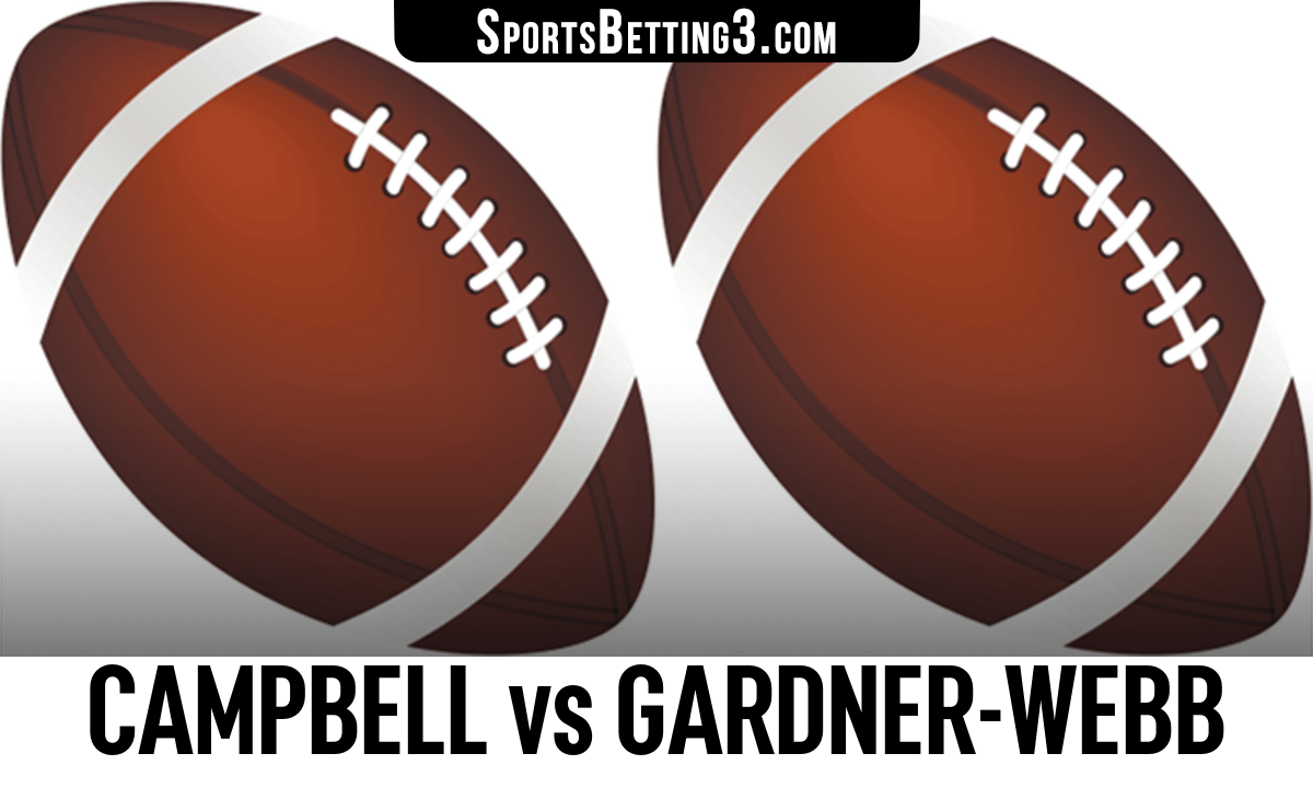 Campbell vs Gardner-Webb Betting Odds