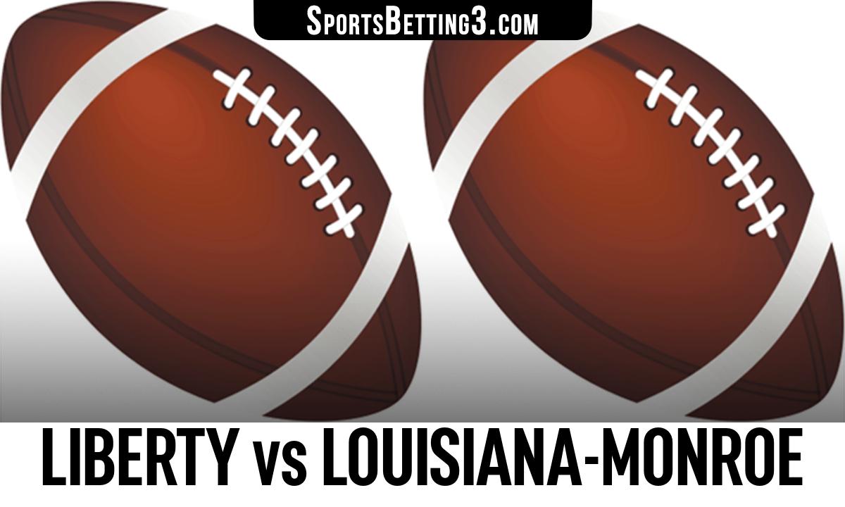 Liberty vs Louisiana-Monroe Betting Odds
