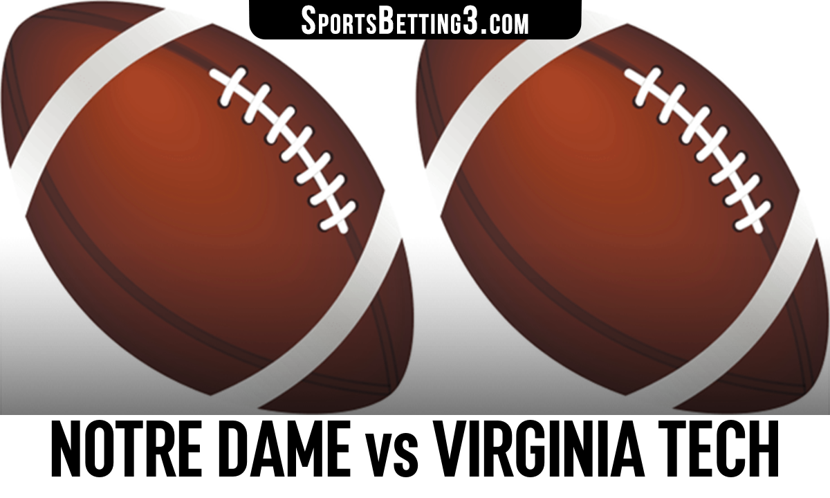 Notre Dame vs Virginia Tech Betting Odds