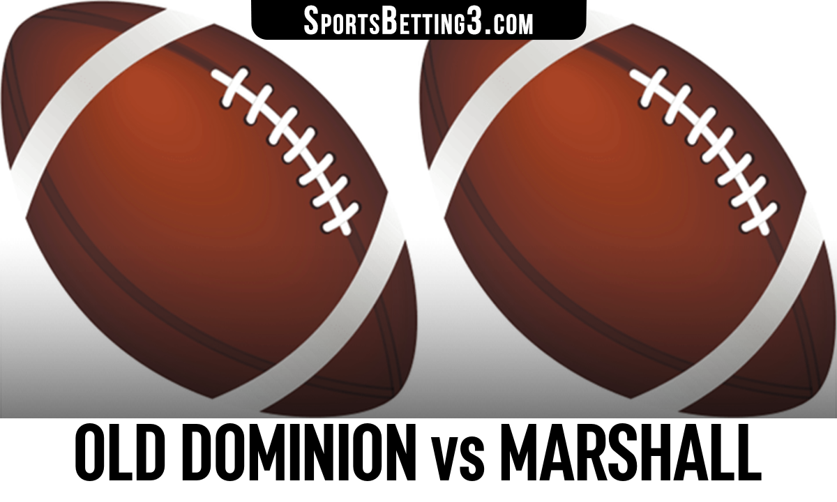 Old Dominion vs Marshall Betting Odds